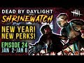 [SHRINEWATCH #24] Jan 2-Jan 8: Dead by Daylight Shrine of Secrets with HybridPanda