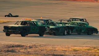 Chris Harris and Sabine Schmitz 3-Car Chain Racing | Top Gear: Series 25