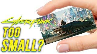 Why Cyberpunk 2077