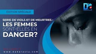 [🔴REPLAY] Suivez le débat sur la série de viols et de meurtres au Sénégal