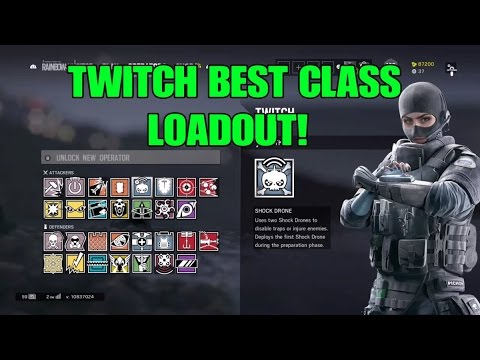 Download Best Twitch Loadout Guide 1v5 Ace Rainbow 6 Siege