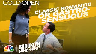 Cold Open: Time for Gina's Opinion - Brooklyn Nine-Nine