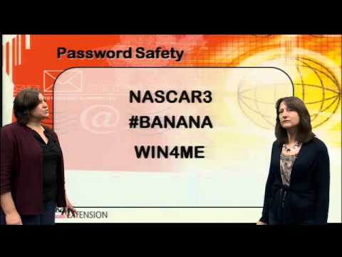 Create Strong Passwords - Security Squad