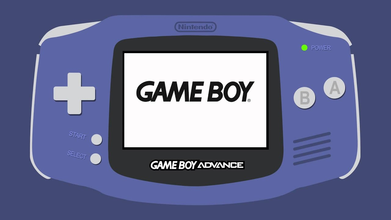 After Effects Gameboy Advance Build Youtube
