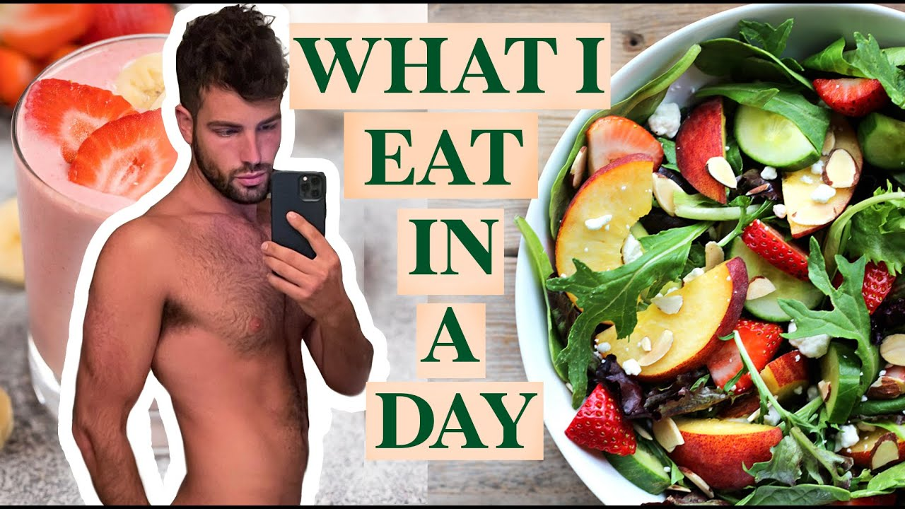 What I Eat in a Day to stay CUTE, Fit & Healthy
