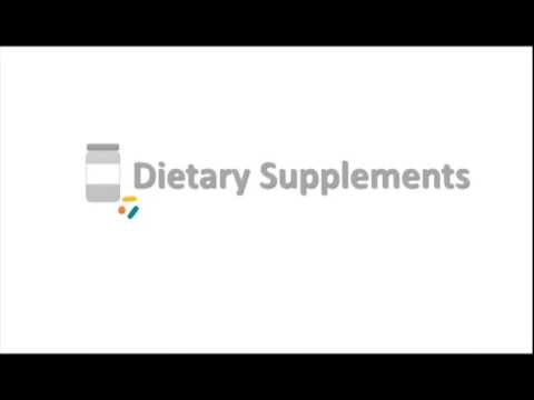 Dietary Supplement Consumer Video Series: What Types of Supplements do Consumers Take?