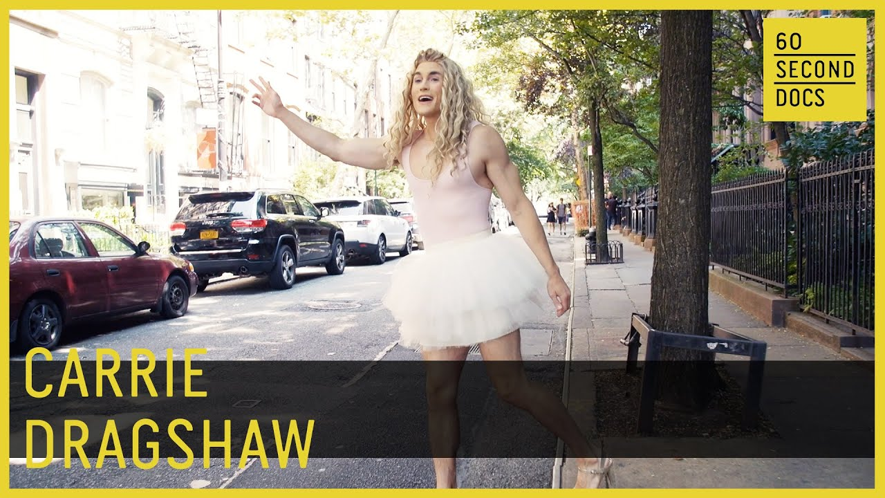 Carrie Dragshaw Takes NYC By Storm