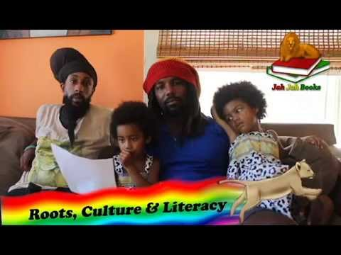 Jah Jah Books Give's Thanks