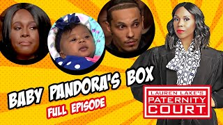 Baby Pandora's Box: After 5 Children Together, Man Doubts Their 6th (Full Episode)   Paternity Court