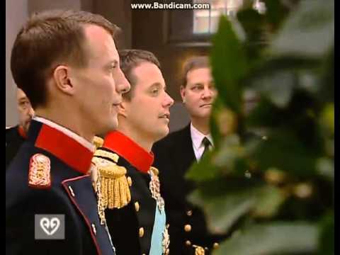 Frederik & Mary's Royal Wedding 2004: Crown Prince ...