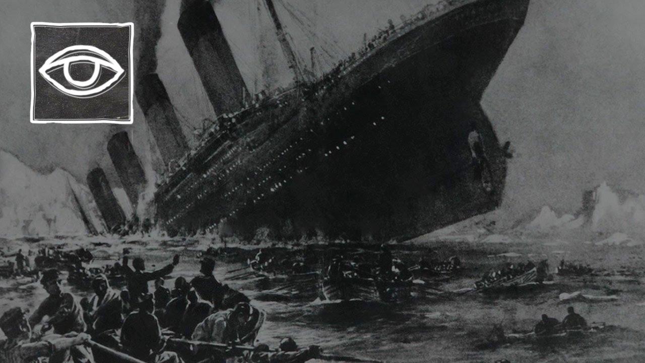 Titanic Geborgen