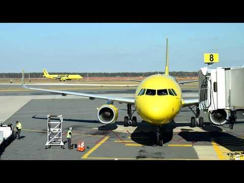 Spirit Airlines Trip Report: A321 ACY-PBI