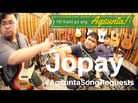 Jopay | (c) Mayonnaise | #AgsuntaSongRequests