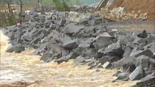 Reportagem do SBT mostra a devastação produzida pela barragem da Usina de Santo Antônio