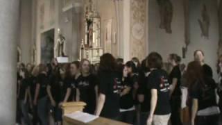 Bella Voce performs Kommt, Seelen, dieser Tag & The Bartered Bride for the children of Detsky Domov