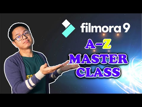 Fimora 9.3 Tutorial For Beginners - Master Class
