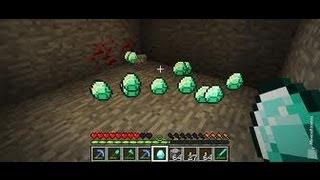 Как сделать Баг на бесконечные алмазы вещи в minecraft Дюп