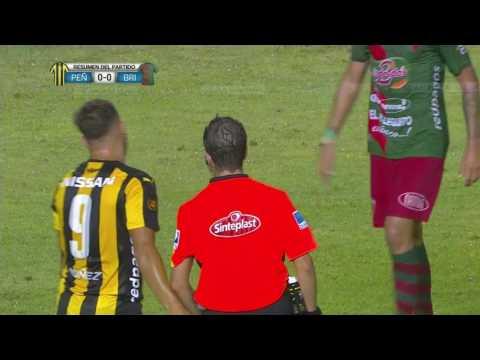 Apertura - Fecha 3 - Peñarol 0:0 Boston River