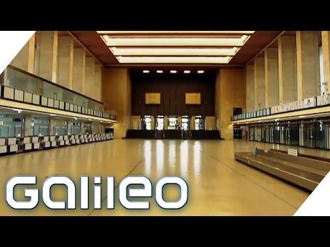 Lost Places: Verlorene Orte in Berlin   Galileo   ProSieben