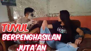 PUNYA TUYUL MASA DEPAN SUKSES - Azab Menyusui Tuyul