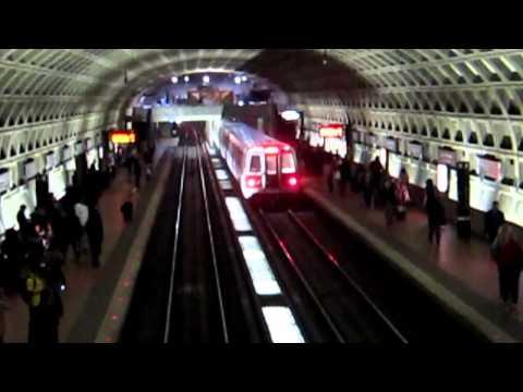 China Town Station - Washington DC Metro