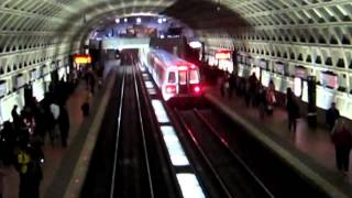 China Town Station - Washington DC Metro