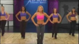 xtreme cardio dance workout video