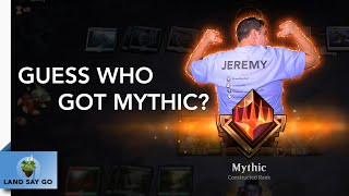 LandSayGo - JB Gets Mythic!