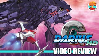 Review: G-Darius HD (PlayStation 4 & Switch) - Defunct Games