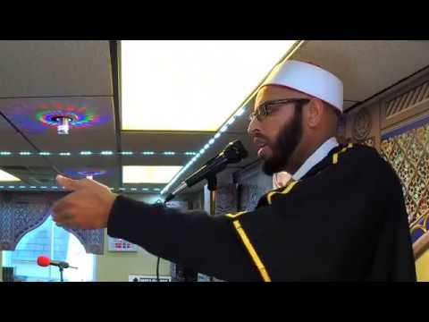 Friday Khutbah by Attorney Ejaz Sabir, Esq., Masjid Isa Ibn-e-Maryam 01/26/2018