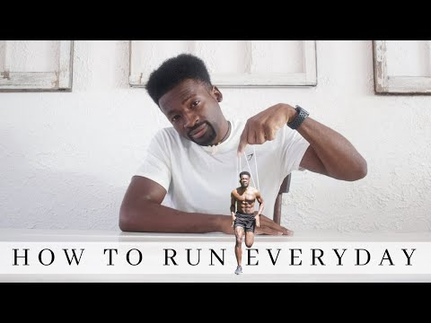 how to run everyday | running everyday for a year no days off