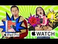 Новый iPad Pro! Часы Apple Watch! Месяц подарков! Неделя первая!