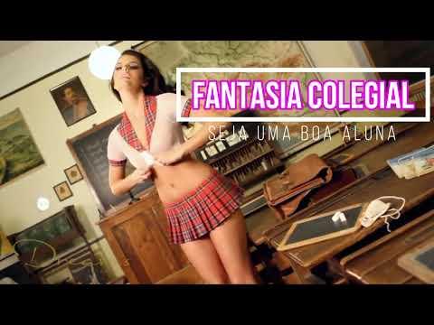 928fd5c62 Fantasia Erótica Colegial sexshopsegredos - YouTube