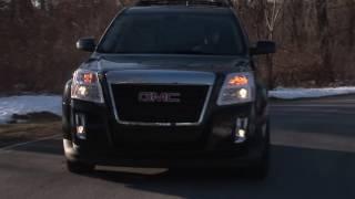 2011 GMC Terrain Test Drive