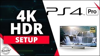 Sony 55X900E | 4K HDR Settings for PS4 Pro