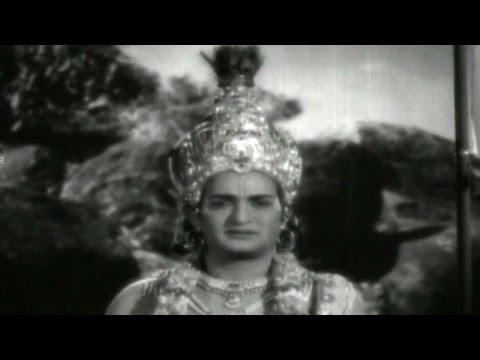 Sri Krishna Vijayam || Naa Jeevithamu Video Song || NTR, Jayalalitha