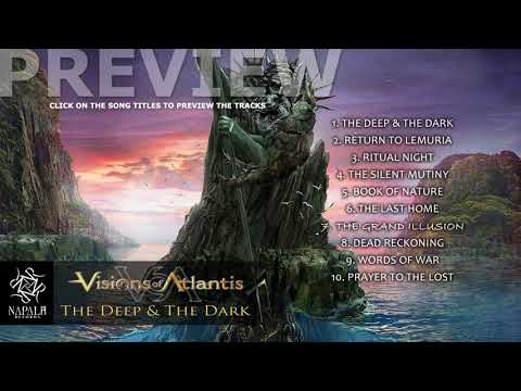 VISIONS OF ATLANTIS - The Deep & The Dark (Album Preview) | Napalm Records