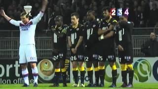 Lyon - Lille 2-1 Coupe de la Ligue 2012 Résumé Tous les buts.m4v