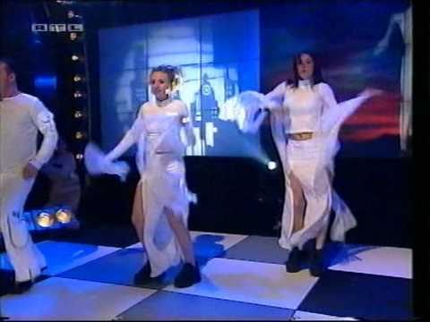 Sash feat. Dr Alban  - Colour The World (Live TOTP 1999) mp3