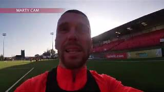 Players Perspective    Ep 1 (Marty Donnelly)