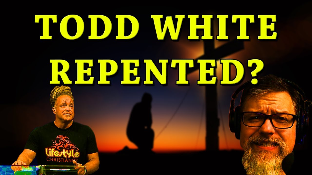 F4F | Has Todd White Truly Repented?