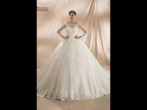 4712bb74321b6 فساتين زفاف تاخدك لعالم الاحلام والخيال اجمل واشيك فساتين زفاف ٢٠١٩ ولا اروع