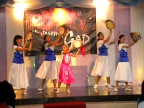 09a1d8166e55 JRM-hillsong all things are possible-Tambourine dance- - YouTube