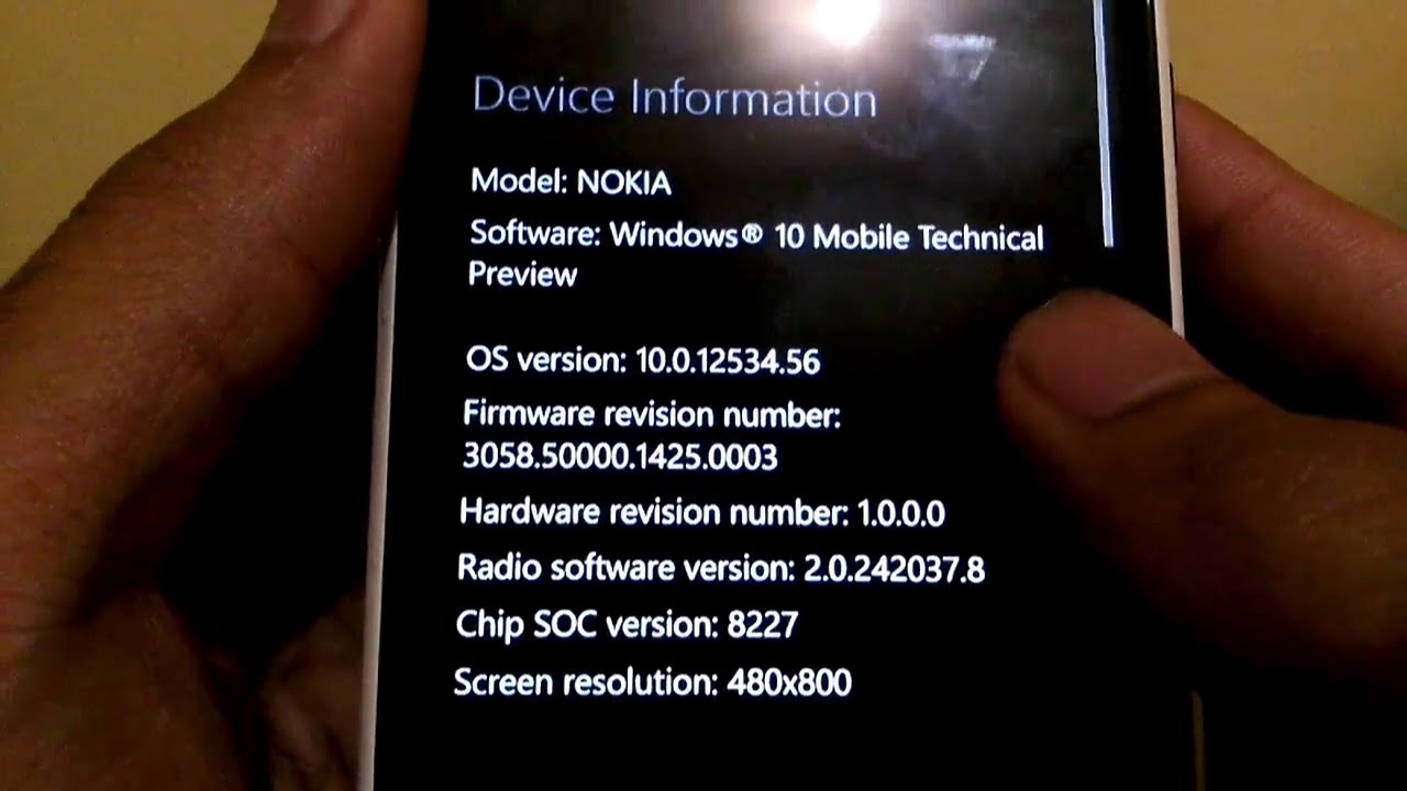 Lumia 521 software update - Lumia 521 Software Update 57