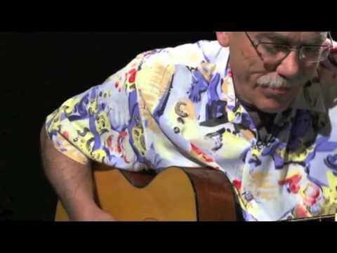 Fingerstyle in Open G taught by Sandy Shalk