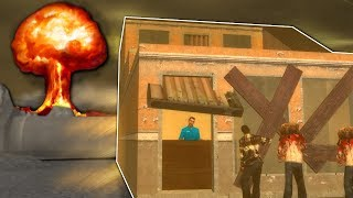 connectYoutube - BUILDING AGAINST NUKE & ZOMBIES!? - Garry's Mod Gameplay - Gmod Zombie Base Building Roleplay