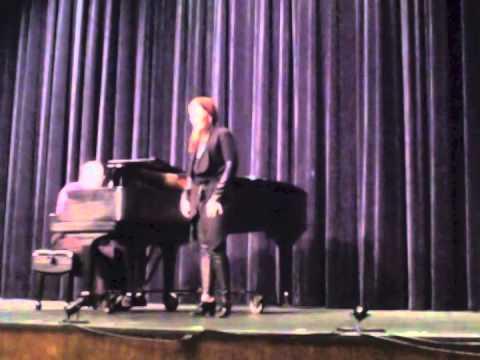 Fine Arts Recital 1-16-15