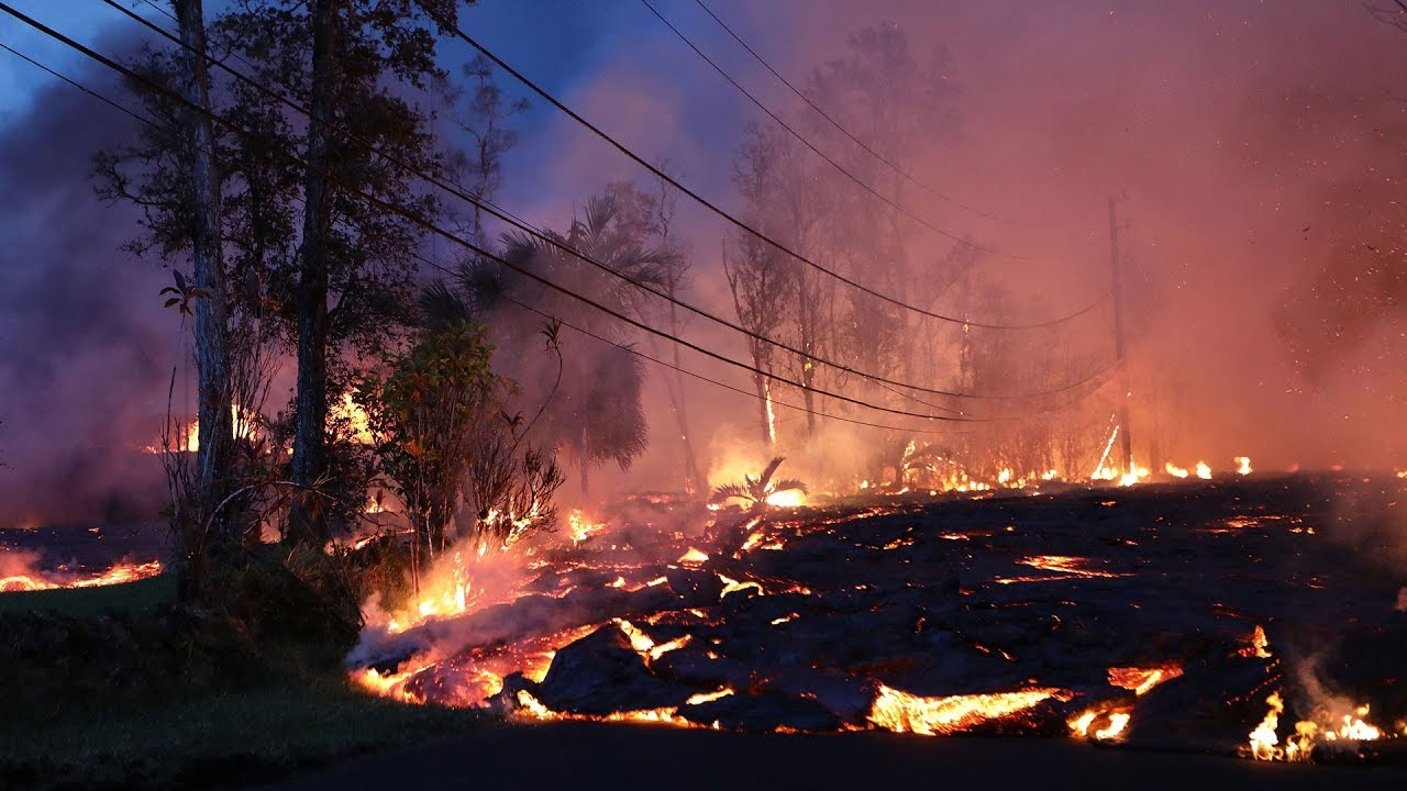 Danger from Hawaii's Kilauea volcano rises as lava destroys more homes
