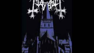 Mayhem - Life Eternal 2009 - Funeral Fog