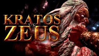 La Historia de Kratos Pt 4 (La Venganza Completa)
